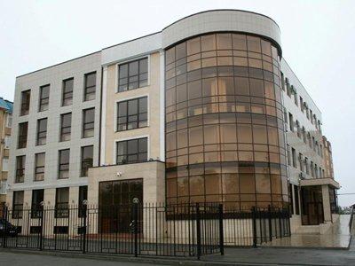 Новое здание Ставропольского краевого суда