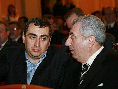 Отец и сын Солодкины