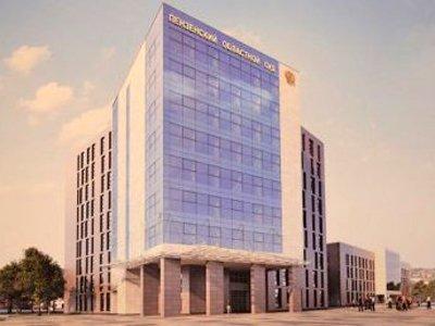 Проект нового здания областного суда в Пензе