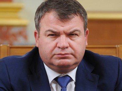 """Экс-министр Сердюков стал директором авиапромышленности """"Ростеха"""""""