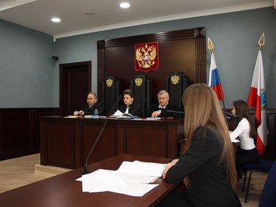Арбитражная апелляция впервые провела полноценные судебные процессы встенах вуза