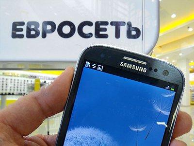 """Samsung ответила на иск """"Евросети"""" по бракованным смартфонам требованием о взыскании 1,2 млрд руб."""
