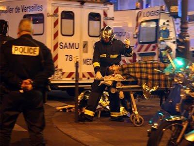 Теракт в Париже 13 ноября 2015