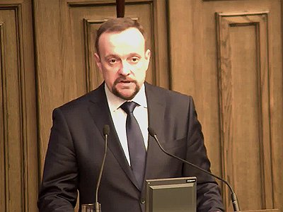 Путин представил Совфеду Игоря Зинченко для назначения судьей ВС