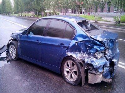 Апелляция утвердила наказание прокурору, который протаранил пять автомобилей и скрылся