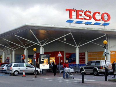 Британский ритейлер Tesco заплатит в США $12 млн за скандал с отчетностью