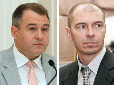 Андрей Рыженков и Михаил Жубрин