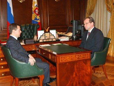 Полпредом президента в Госдуме назначен Гарри Минх