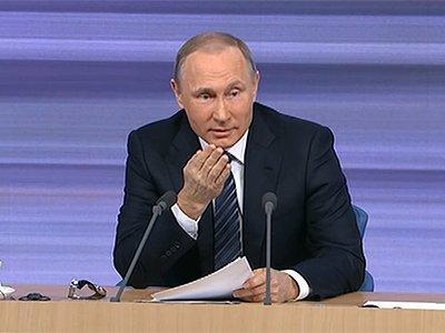 Путин предложил многократно повысить порог ущерба по экономическим статьям