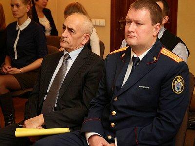 Судья Куйбышевского районного суда Сергей Москаленко