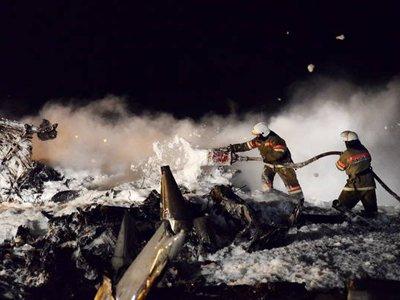 МАК завершила расследование причин крушения Boeing 737 в Казани с 50 погибшими