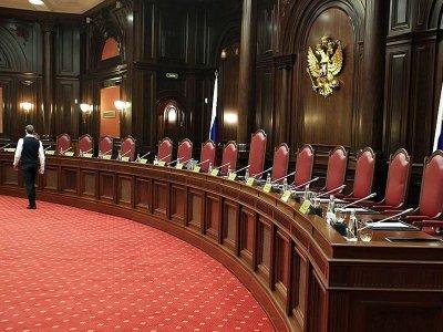 КС проверит исполнение своего постановления Госдумой и ЦИКом