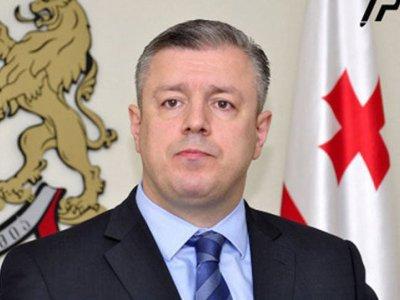 Георгий Квирикашвили назначен на должность премьер-министра