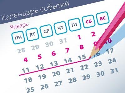 Самые заметные события прошлой недели (11.01–15.01)