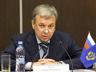 Глава Росалкогольрегулирования Игорь Чуян