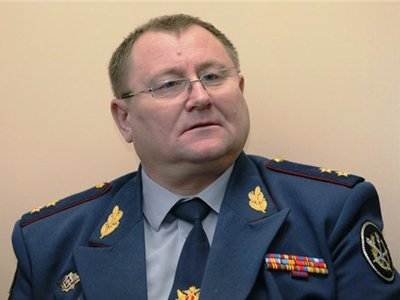 Суд арестовал врио замдиректора ФСИН генерал-лейтенанта Протопопова