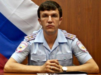 Константин Савченко возглавил УЭБиПК УМВД по Томской области в 2011 году