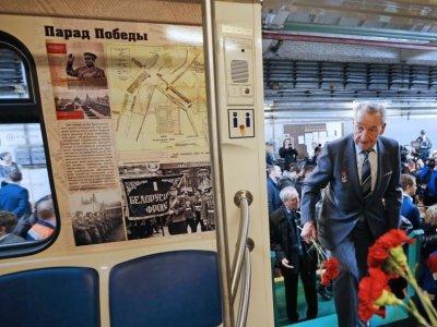 СКР проверяет администрацию столичного метро из-за долгов по оплате оформления станций ко Дню Победы