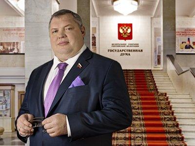 """""""Коммерсантъ"""": СКР проверит доходы одного из богатейших депутатов Госдумы"""
