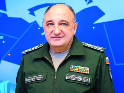 Всего в суды были поданы более тысячи исков, отметил глава Спецстроя Александр Волосов