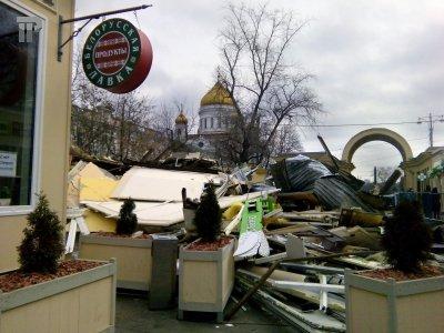 До конца года в Москве снесут еще 43 самостроя