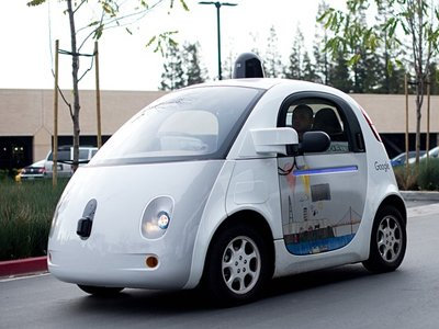 ГИБДД подумает о наказании за ДТП с участием беспилотных автомобилей