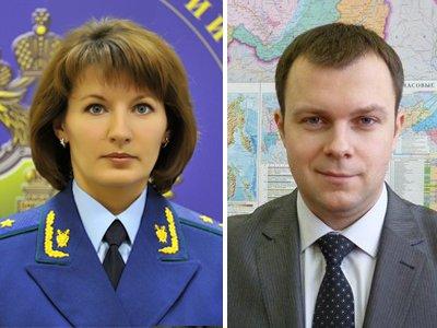 Чайка назначил своего пресс-секретаря Марину Гридневу старшим помощником по особым делам