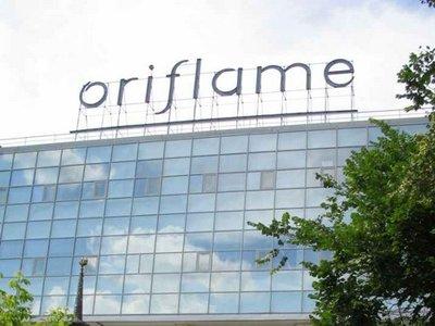 Правоохранители оцепили столичный офис Oriflame