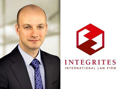 Команда московского офиса Integrites приняла нового партнера по практике разрешения споров
