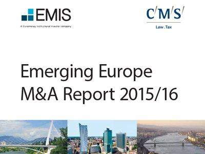 Сделки M&A в России вошли в число крупнейших в странах с переходной экономикой