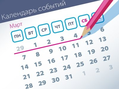 Самые заметные события прошлой недели (29.02-04.03)
