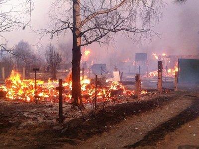Минюст признал добровольных пожарных иностранными агентами