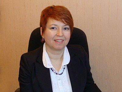 Судья Курского областного суда Елена Безгина