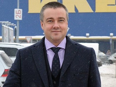 Бизнесмен Константин Пономарев