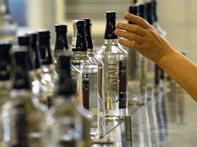 ФАС запретила рекламировать водку Finlandia на сайте The Village