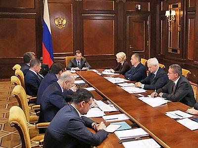Правительство ожидает от госкомпаний 450 млрд рублей