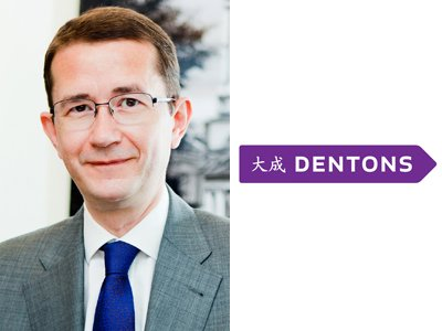 Руководителем практики Dentons в области корпоративного права и M&A стал Матье Фабр-Маньян