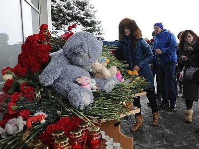 СКР возбудил дело по факту авиакатастрофы в Ростове-на-Дону