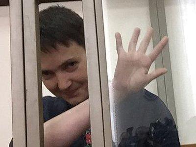 Генпрокуратура Украины заведет дело на вынесшего приговор Савченко судью