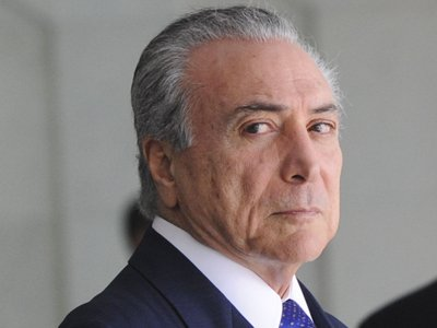 Суд Бразилии запустил процедуру импичмента в отношении вице-президента