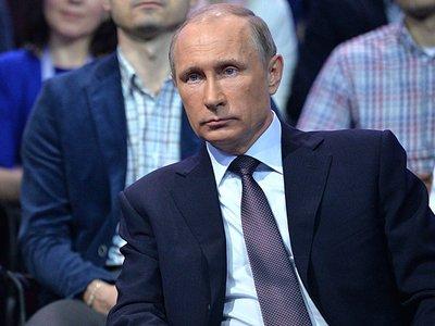 """Путин поручил заняться производством оборудования для хранения данных по """"пакету Яровой"""""""