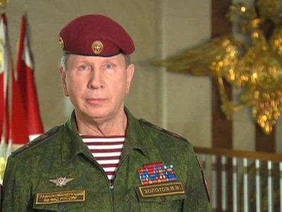 Новая служба войск будет названа Росгвардией и подчинена президенту