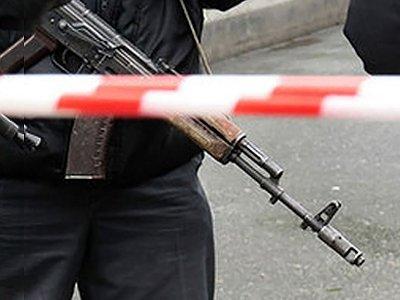 Полиция проводит антитеррористическую операцию в Алма-Аты