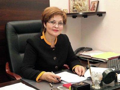 Глава столичного УФМС Ольга Кириллова