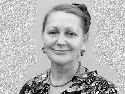 Скончалась судья экономколлегии ВС Ольга Козлова
