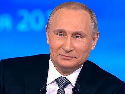 """Путин подготовил список поручений по итогам """"Прямой линии"""""""