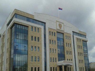 Над АС Поволжского округа в день визита Путина перевернули российский флаг