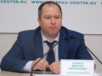 Первый вице-премьер Ивановской области попался на 5-миллионной взятке