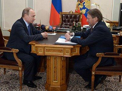 Титов предложит Путину увеличить наказание для чиновников