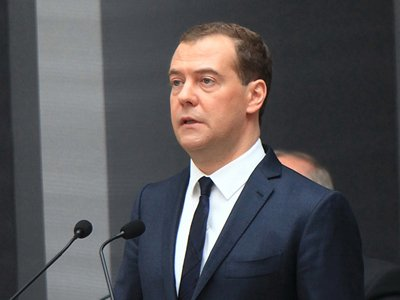Медведев продлил контрсанкции до 2018 года